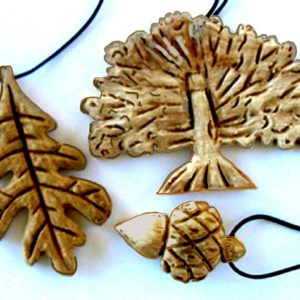 Wood Necklaces – The Wye Oak Necklaces