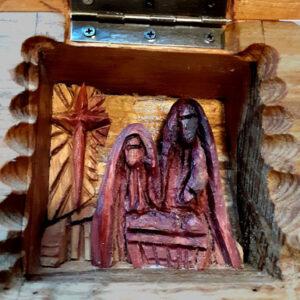 Wood Boxes – Nativity Box