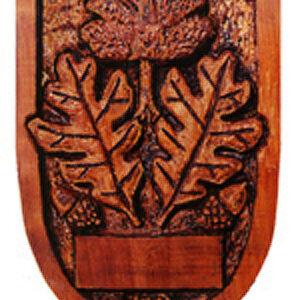WOOD – Wood Plaque – Blackcherry